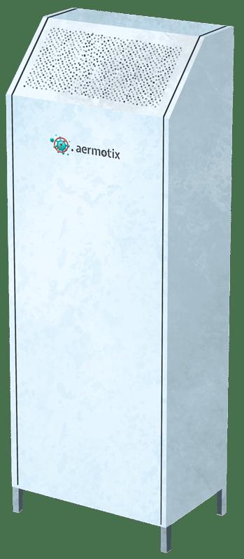 Aermotix HV v+ - Luftreiniger gegen Corona