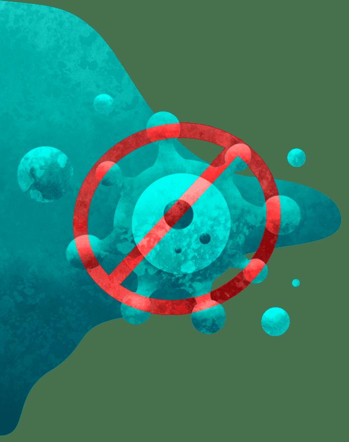 Virusfrei _ Anti Covid - 19